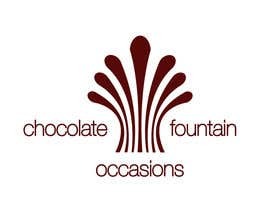 "nº 66 pour Design a Logo for ""Chocolate Fountain Occasions"" par oksuna"