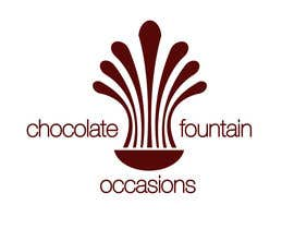 "#68 cho Design a Logo for ""Chocolate Fountain Occasions"" bởi oksuna"
