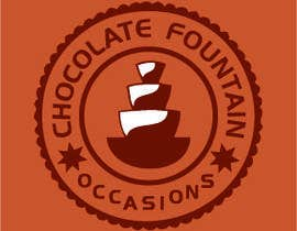 "nº 48 pour Design a Logo for ""Chocolate Fountain Occasions"" par jkhan837"