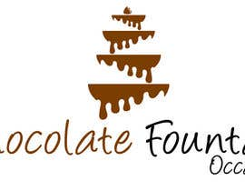 "#40 cho Design a Logo for ""Chocolate Fountain Occasions"" bởi VeronicaArt"