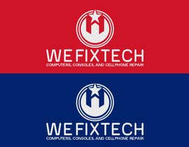 #84 para Design a Logo for We Fix Tech Start Up Business por sinzcreation