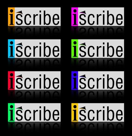 Kilpailutyö #18 kilpailussa Logo Design for iScribe