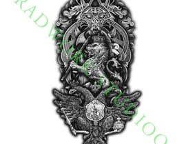 #19 for Design my tattoo af Radworkstudio