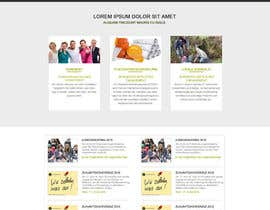 nº 8 pour Re-Design landingpage of a productive wordpress website par aryamaity