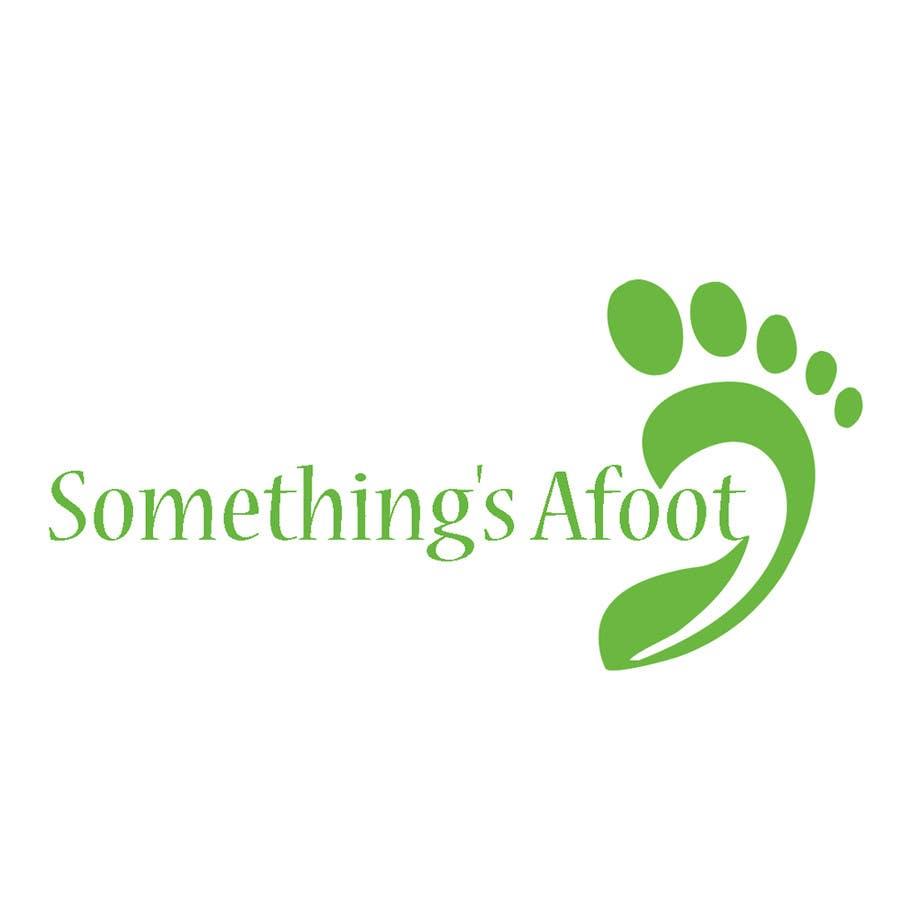 Konkurrenceindlæg #                                        5                                      for                                         Design a Logo for Somethings Afoot