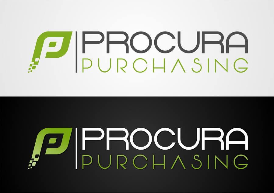 Penyertaan Peraduan #134 untuk Design a Logo for Procura Purchasing