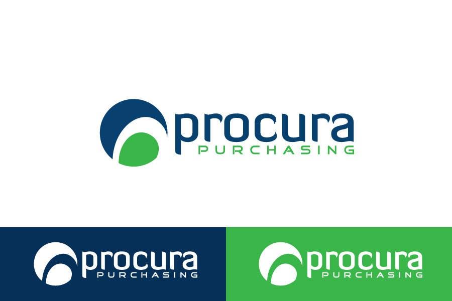 Penyertaan Peraduan #90 untuk Design a Logo for Procura Purchasing