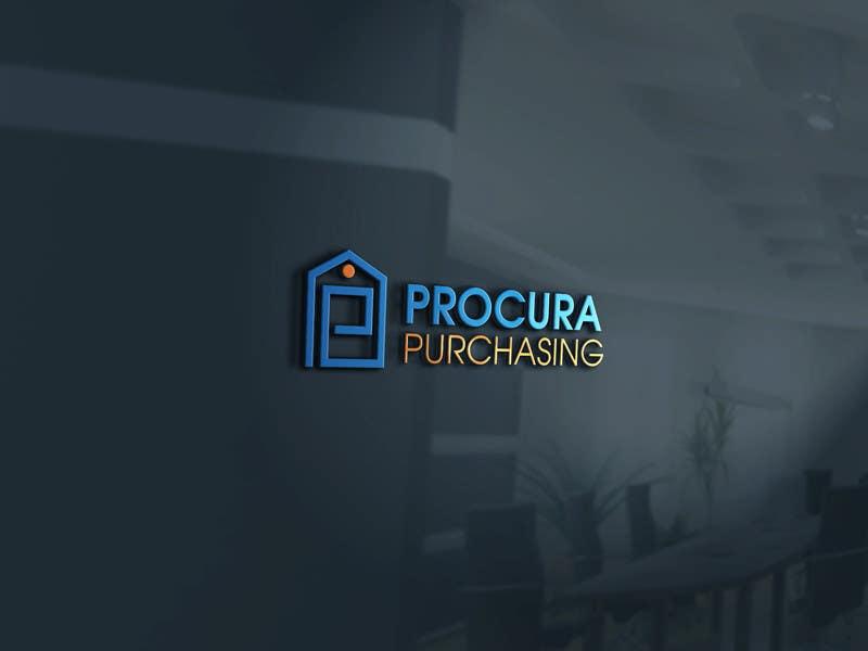 Penyertaan Peraduan #187 untuk Design a Logo for Procura Purchasing