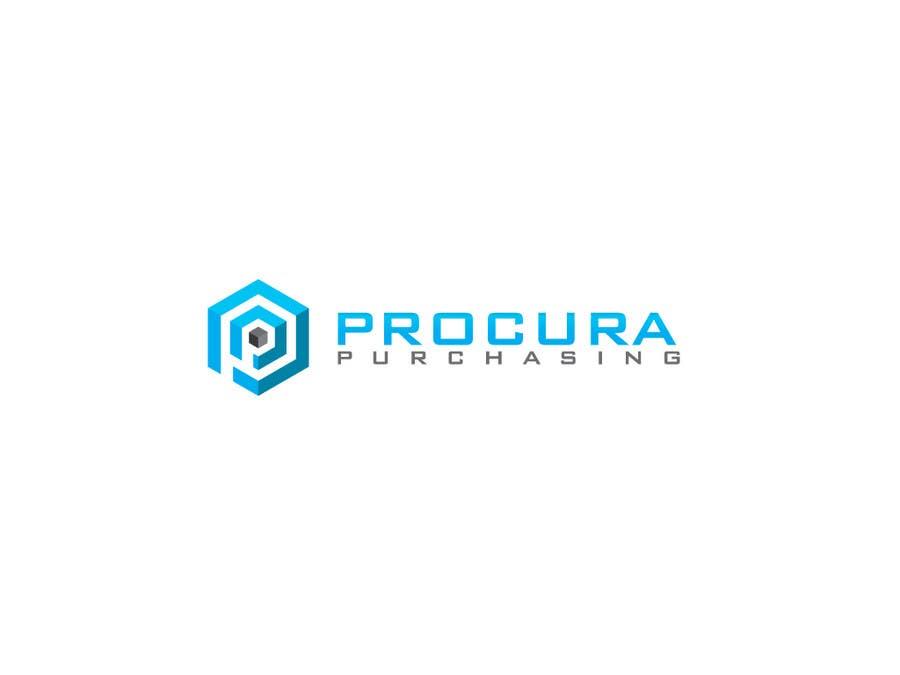 Penyertaan Peraduan #176 untuk Design a Logo for Procura Purchasing
