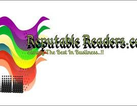 #23 untuk Logo Design for ReputableReaders.com oleh uniqmanage
