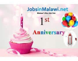 #12 for HAPPY BIRTHDAY JOBSINMALAWI.NET af shristisandhya1
