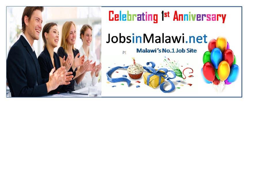 Konkurrenceindlæg #                                        17                                      for                                         HAPPY BIRTHDAY JOBSINMALAWI.NET