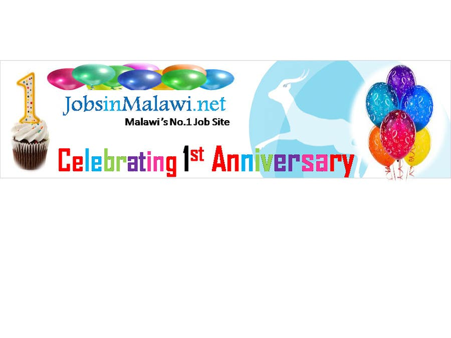 Konkurrenceindlæg #                                        29                                      for                                         HAPPY BIRTHDAY JOBSINMALAWI.NET