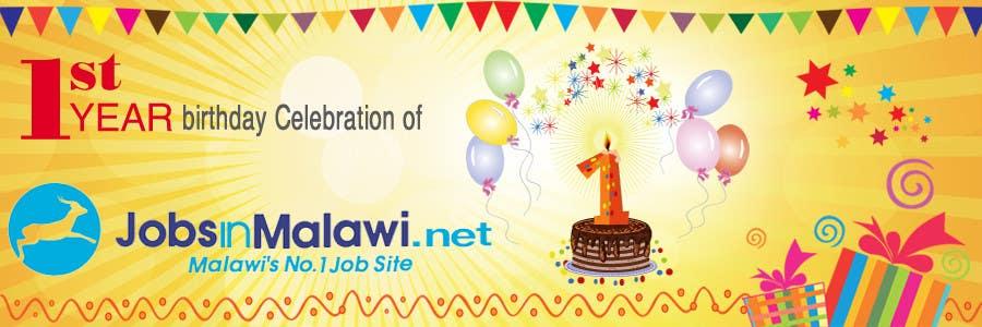 Konkurrenceindlæg #                                        26                                      for                                         HAPPY BIRTHDAY JOBSINMALAWI.NET