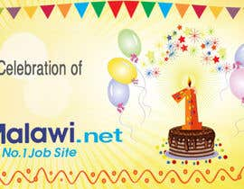 #26 for HAPPY BIRTHDAY JOBSINMALAWI.NET af sumantechnosys