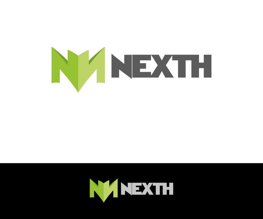 Inscrição nº                                         62                                      do Concurso para                                         Logo Design for nexth