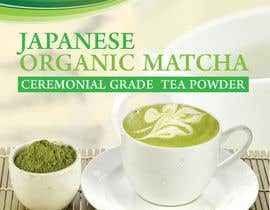 #34 for Create Packaging Design for Matcha Tea Product by digitalartsguru