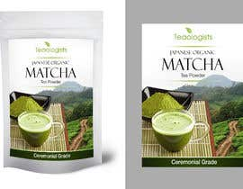 #36 for Create Packaging Design for Matcha Tea Product by Obscurus