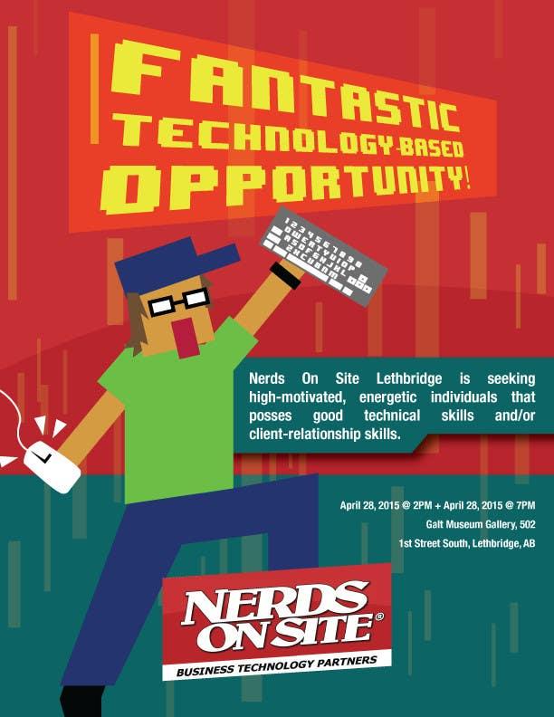 Konkurrenceindlæg #                                        6                                      for                                         Design a Flyer for a Job Fair