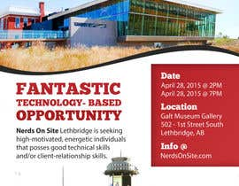 #15 for Design a Flyer for a Job Fair af prisampath