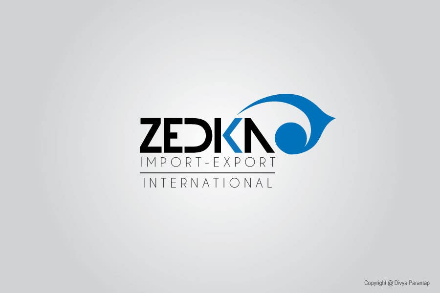 Contest Entry #23 for Design a Simple Logo for 'ZEDKA'