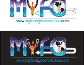 #126 for Logo Design for My Foreign Connection (MyFC) af jascoinc