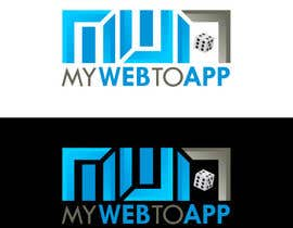 #81 for Design a Logo for a webpage mywebtoapp.com af iabdullahzb