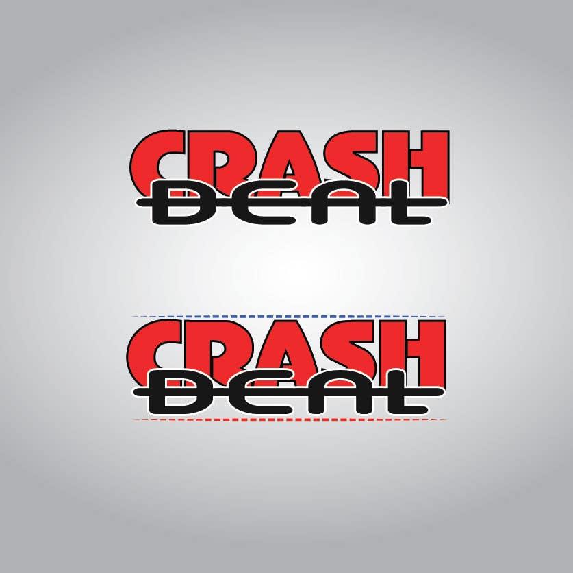 Inscrição nº 37 do Concurso para Logo Design for CRASHDEAL