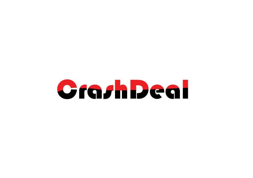 Inscrição nº 92 do Concurso para Logo Design for CRASHDEAL