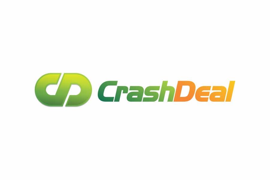 Inscrição nº 116 do Concurso para Logo Design for CRASHDEAL