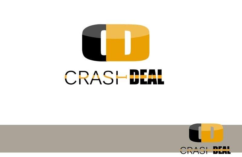Bài tham dự cuộc thi #72 cho Logo Design for CRASHDEAL