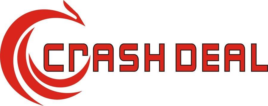 Inscrição nº 54 do Concurso para Logo Design for CRASHDEAL