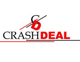#53 cho Logo Design for CRASHDEAL bởi devalok9628