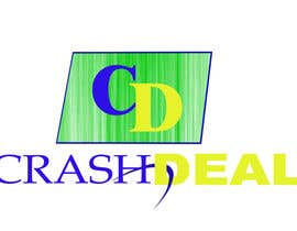 #80 para Logo Design for CRASHDEAL por devalok9628
