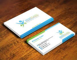 nº 56 pour Design some Business Cards for Memplans par IllusionG