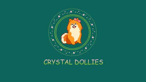 Konkurrenceindlæg #                                        11                                      for                                         LOGO CONTEST - Cute Pom Dog Logo Needed For Japan Toy Store - 02/02/2021 04:19 EST