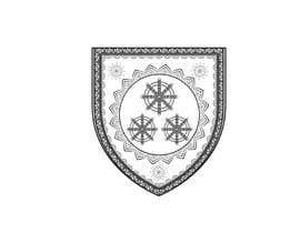 #306 for Designing a Family Crest for Brantingham.Asia by Ezaanpk