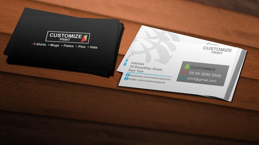Konkurrenceindlæg #10 for Design Business Card With Logo