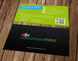 #22 for Design Business Card With Logo af heriokiel