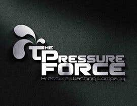 #89 untuk Design a Logo for The Pressure Force - Pressure Washer Company oleh redclicks