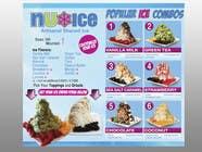1 Simple Menu Board Design For Ice Cream Shop için Graphic Design30 No.lu Yarışma Girdisi