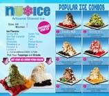 1 Simple Menu Board Design For Ice Cream Shop için Graphic Design25 No.lu Yarışma Girdisi