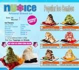1 Simple Menu Board Design For Ice Cream Shop için Graphic Design29 No.lu Yarışma Girdisi