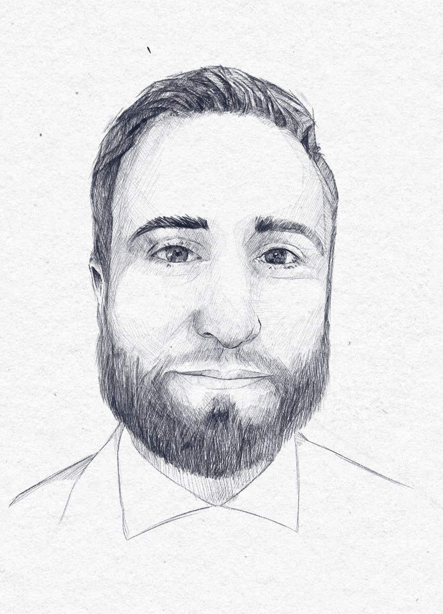 "Intrarea #                                        88                                      pentru concursul ""                                        Ink Portrait Sketch (One Billable Hour @ $30/hour) (Ongoing Opportunity)                                     """
