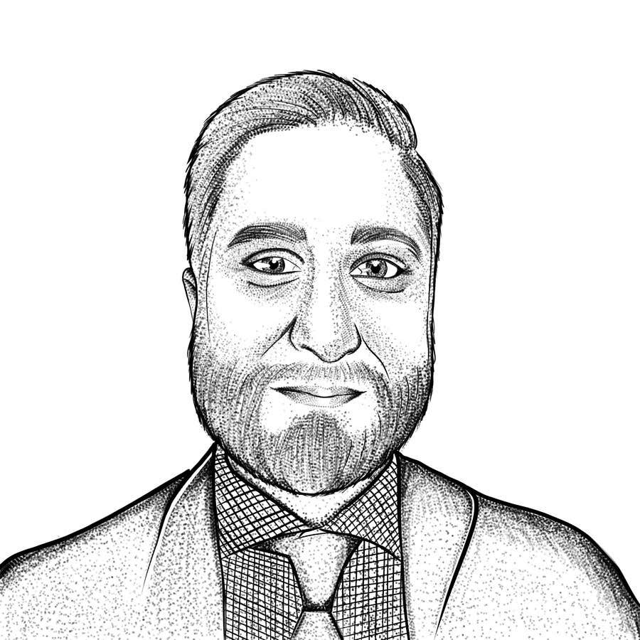 "Intrarea #                                        35                                      pentru concursul ""                                        Ink Portrait Sketch (One Billable Hour @ $30/hour) (Ongoing Opportunity)                                     """