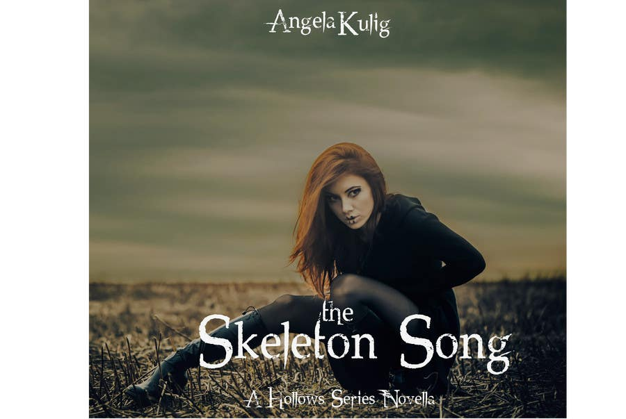 Konkurrenceindlæg #92 for The Skeleton Song New Cover