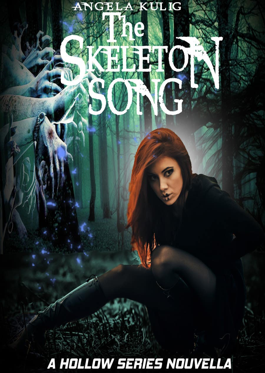 Contest Entry #172 for The Skeleton Song New Cover