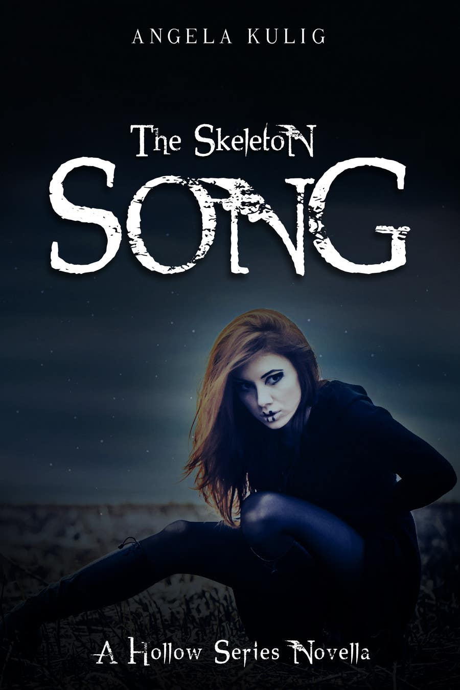 Contest Entry #                                        127                                      for                                         The Skeleton Song New Cover