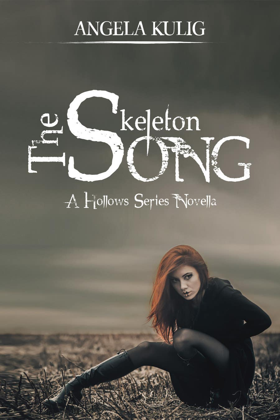 Konkurrenceindlæg #67 for The Skeleton Song New Cover