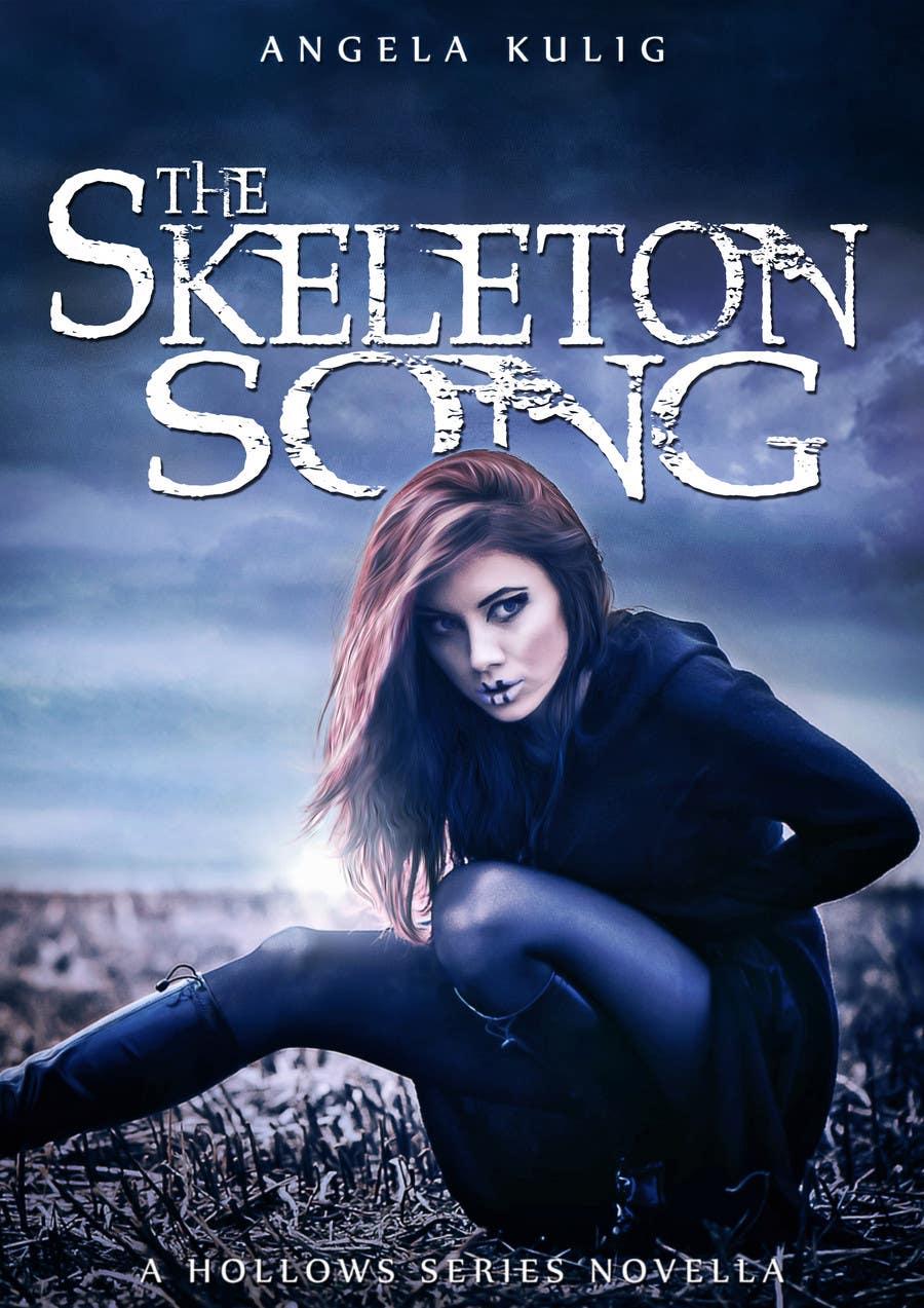 Konkurrenceindlæg #169 for The Skeleton Song New Cover